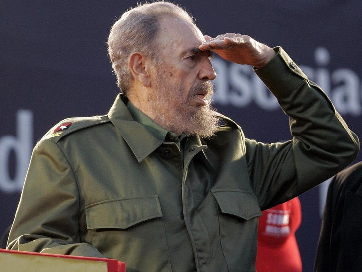 World leaders offer condolences over Fidel Castro's death - ảnh 1