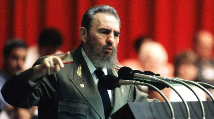World leaders offer condolences over Fidel Castro's death - ảnh 2