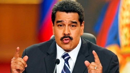 Venezuelan president vows not to let the opposition leave negotiations - ảnh 1