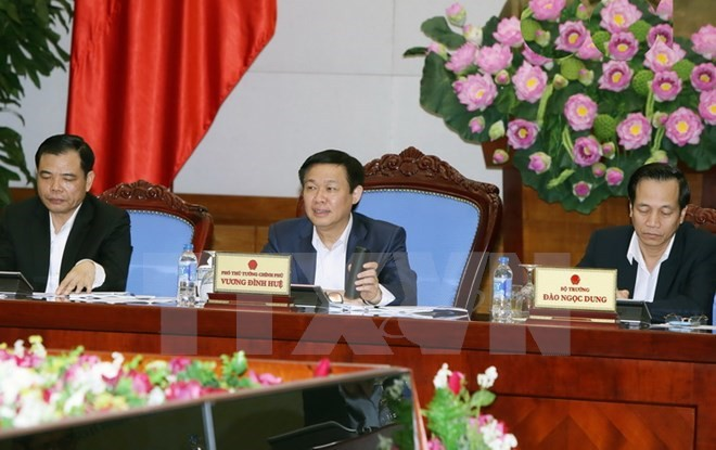 Progress made in new rural development and poverty reduction - ảnh 1