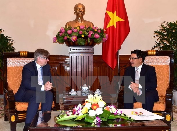 Vietnam, Spain urged to step up multi-dimensional ties - ảnh 1