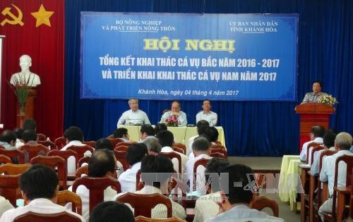 Ministry of Agriculture and Rural Development supports fishermen  - ảnh 1