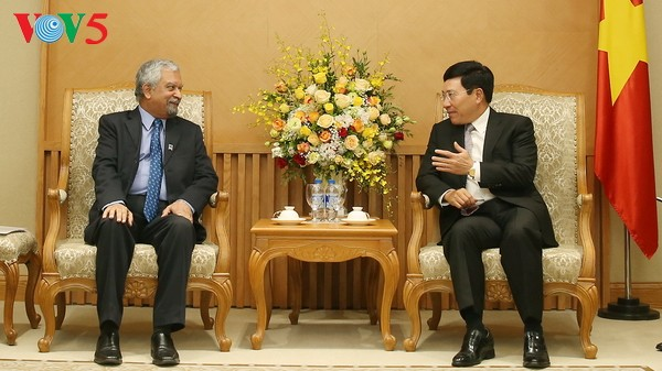 Deputy PM: UN plays important part in Vietnam's foreign policy - ảnh 1