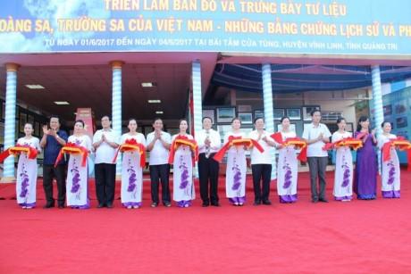 Localities respond to Vietnam Sea and Islands Week 2017 - ảnh 1