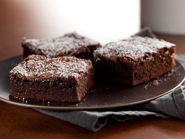 Vegan chocolate brownie - ảnh 1
