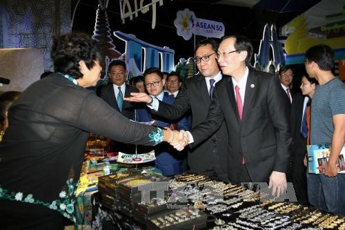 ASEAN village opens in Ho Chi Minh City - ảnh 1