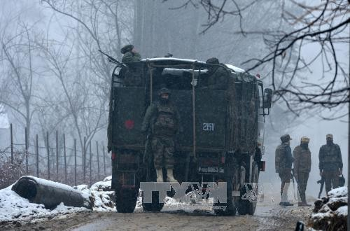 India, Pakistan trade fire along Line of Control - ảnh 1