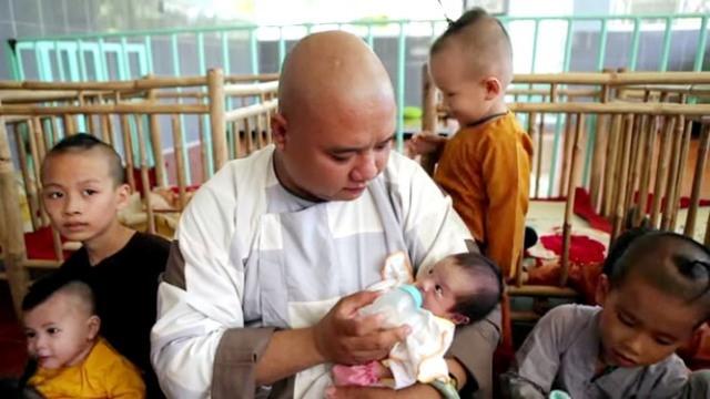 Venerable Thich Le Hieu, a kind-hearted monk - ảnh 2