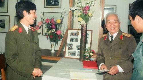 Những hồi ức về Đại tướng Võ Nguyên Giáp - ảnh 1