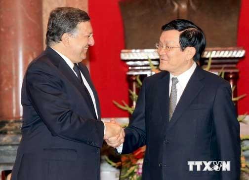 Quan hệ giữa Việt Nam-Bỉ, Việt Nam-EU sẽ có bước đột phá  - ảnh 1