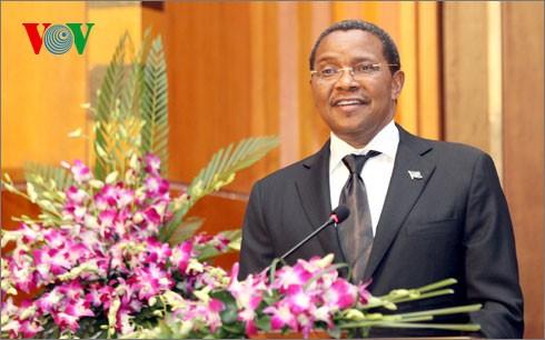 Thúc đẩy hợp tác kinh tế Việt Nam và Tanzania - ảnh 1