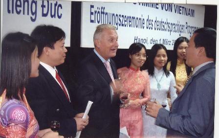 Chương trình Phát thanh tiếng Đức: nhịp cầu hữu nghị Việt Nam-Đức - ảnh 2