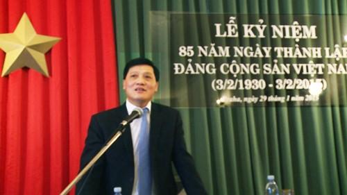 Kỷ niệm 85 năm ngày thành lập Đảng Cộng sản Việt Nam tại Cộng hòa Czech  - ảnh 1