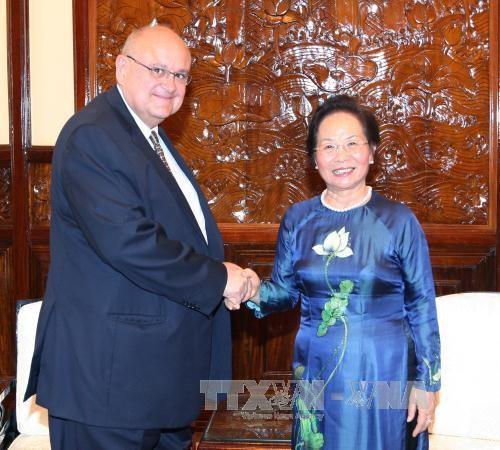 Quan hệ Việt Nam - Brazil đang phát triển tích cực  - ảnh 1
