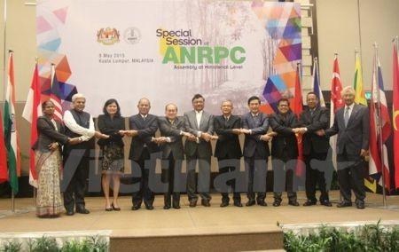 Việt Nam dự phiên họp đặc biệt cấp Bộ trưởng Hiệp hội các nước sản xuất cao su thiên nhiên  - ảnh 1