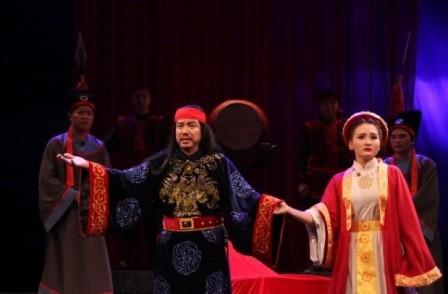 Nhà hát Tuổi trẻ sắp ra mắt vở kịch mới hứa hẹn chinh phục khán giả - ảnh 1