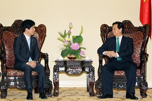 Việt Nam luôn coi trọng quan hệ Đối tác chiến lược với Nhật Bản  - ảnh 1