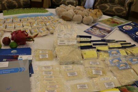 Việt Nam giới thiệu các mặt hàng nông sản tại Indonesia  - ảnh 1