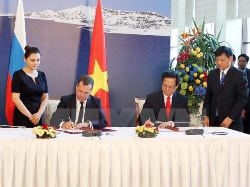 Thủ tướng ký FTA Việt Nam-Liên minh kinh tế Á-Âu - ảnh 1