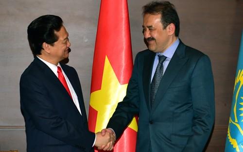 Thủ tướng ký FTA Việt Nam-Liên minh kinh tế Á-Âu - ảnh 2