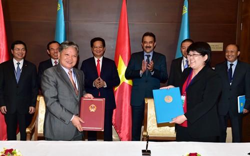 Thủ tướng ký FTA Việt Nam-Liên minh kinh tế Á-Âu - ảnh 3
