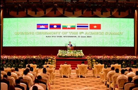 Việt Nam đã có những đóng góp tích cực cho thành công của Hội nghị CLMV và ACMECS - ảnh 1