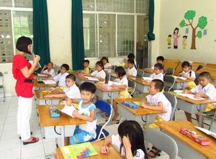 Việt Nam đạt được sự cân bằng về giới ở cấp tiểu học - ảnh 1