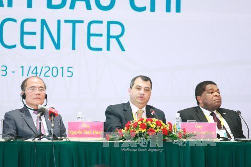 Chủ tịch Quốc hội  tham dự Hội nghị các Chủ tịch Quốc hội trên thế giới và thăm chính thức Hoa Kỳ - ảnh 1