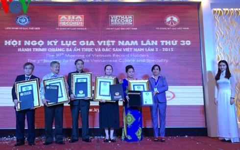 Việt Nam có 5 kỷ lục thế giới - ảnh 1