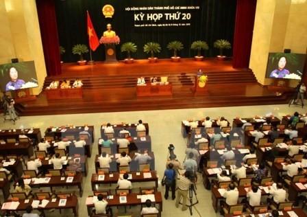 Hội đồng nhân dân Thành phố Hồ Chí Minh tiếp tục đổi mới, nâng cao chất lượng hoạt động  - ảnh 1
