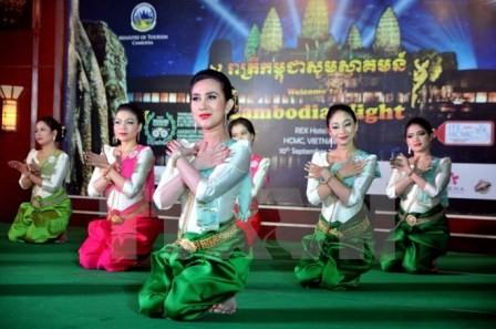 Campuchia mong muốn thúc đẩy hợp tác văn hóa với Việt Nam - ảnh 1