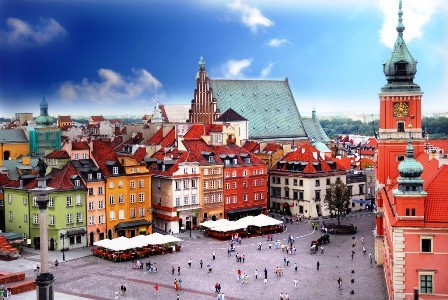 Kỷ niệm 225 năm Ngày hiến pháp Cộng hòa Ba Lan  - ảnh 1