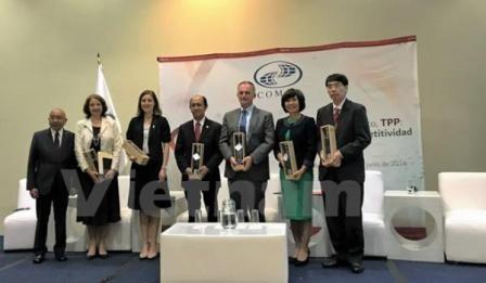 Việt Nam tham dự diễn đàn về cơ hội và thách thức TPP tại Mexico  - ảnh 1