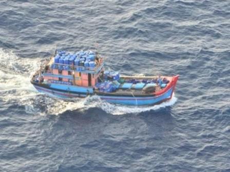 Công tác bảo hộ công dân liên quan đến việc Australia bắt giữ 30 ngư dân và 02 tàu cá của Việt Nam - ảnh 1