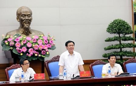 Hội nghị xây dựng Đề án phát triển ngành Du lịch Việt Nam trở thành ngành kinh tế mũi nhọn - ảnh 1