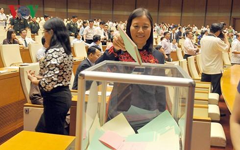 Kỳ vọng của đại biểu Quốc hội vào người đứng đầu Quốc hội - ảnh 1