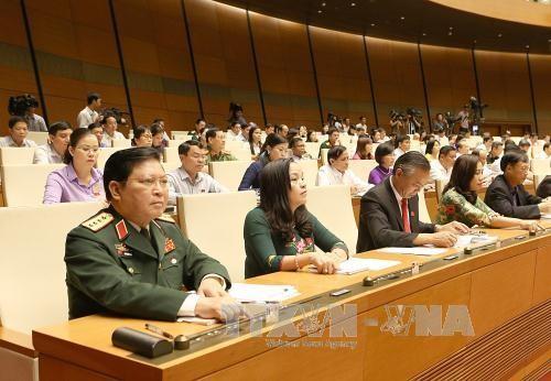 Quốc hội bầu Chủ tịch Hội đồng dân tộc, các Ủy ban của Quốc hội - ảnh 1