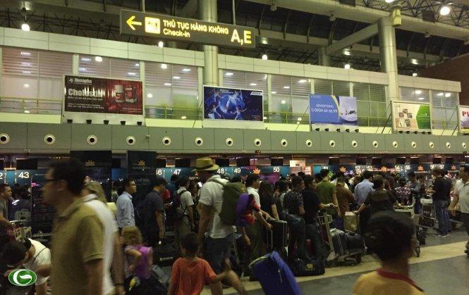 Ngăn chặn kịp thời sự cố phát tán thông tin giả mạo tại các sân bay của Việt Nam - ảnh 1