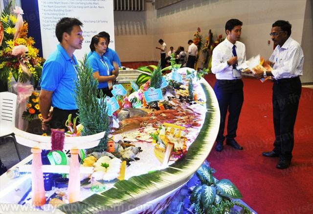 Hội chợ triển lãm thủy sản quốc tế 2016 - ảnh 1