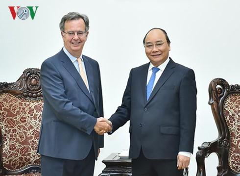 Thủ tướng Nguyễn Xuân Phúc tiếp Đại sứ Tây Ban Nha tại Việt Nam - ảnh 1