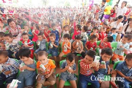 Hiệu quả của chương trình Sữa học đường ở Bắc Ninh - ảnh 3