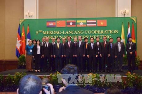 Khai mạc Hội nghị Bộ trưởng Ngoại giao Hợp tác Mekong – Lan Thương (MLC) lần thứ hai - ảnh 1