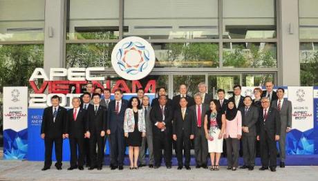 SOM1 nhất trí với 4 ưu tiên hợp tác của năm APEC 2017 - ảnh 1
