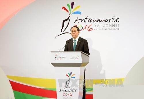 Việt Nam là thành viên tích cực của Tổ chức quốc tế Pháp ngữ - ảnh 1