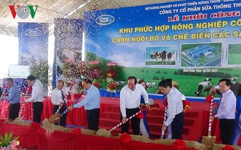Thủ tướng Nguyễn Xuân Phúc làm việc với lãnh đạo tỉnh Bình Thuận - ảnh 1