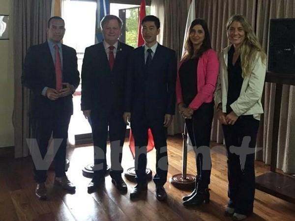 Tăng cường quảng bá hình ảnh Việt Nam tại Argentina - ảnh 1