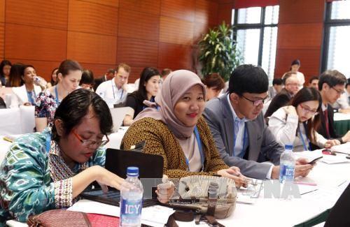SOM2 APEC: Nổi bật từ thúc đẩy thương mại số tới bảo trợ xã hội  - ảnh 1