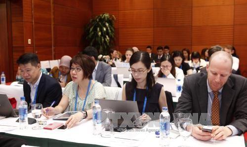 SOM2 APEC: Nổi bật từ thúc đẩy thương mại số tới bảo trợ xã hội  - ảnh 2