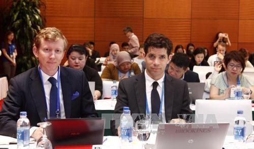 SOM2 APEC: Nổi bật từ thúc đẩy thương mại số tới bảo trợ xã hội  - ảnh 3