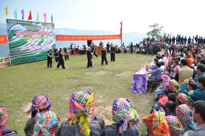 Festival dù lượn tại Khau Phạ - điểm bay đẹp nhất trong 10 điểm bay dù lượn của thế giới - ảnh 2